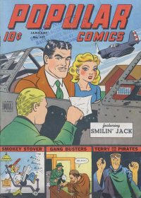 Large Thumbnail For Popular Comics #107