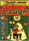 Cover For Top Notch Laugh Comics 42