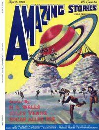 Amazing Stories V01 01 Off On A Comet Jules Verne P1