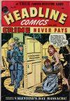 Cover For Headline Comics 23