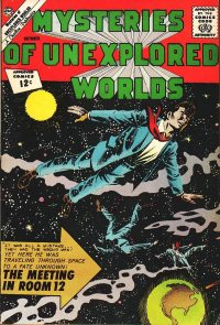 Large Thumbnail For Mysteries of Unexplored Worlds #32