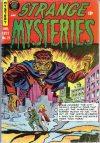 Cover For Strange Mysteries 21