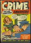 Cover For Crime Smashers 7