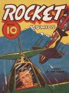 Cover For Rocket Comics v1 5