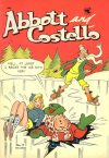 Cover For Abbott and Costello Comics 17