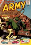 Cover For Fightin' Army 38