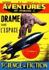 Cover For Aventures de Demain 3 Drame dans l'espace