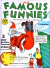 Cover For Famous Funnies 65