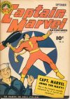 Cover For Captain Marvel Adventures 27