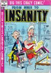 Cover For From Here to Insanity 8