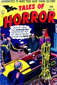 Large Thumbnail For Tales of Horror #12