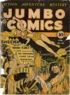Cover For Jumbo Comics 36