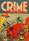 Cover For Crime Does Not Pay 37