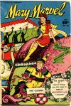 Cover For Mary Marvel 26