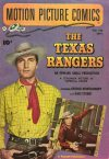 Cover For Motion Picture Comics 106 The Texas Rangers