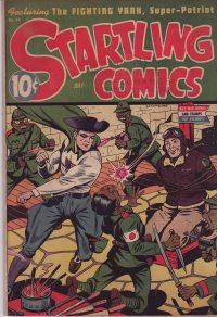 Large Thumbnail For Startling Comics #34
