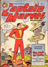 Cover For Captain Marvel Adventures Weekly 5