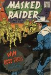 Cover For Masked Raider 17