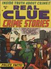Cover For Real Clue Crime Stories v8 3