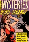 Cover For Mysteries Weird and Strange 8
