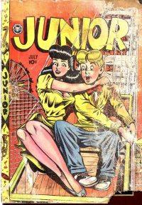 Large Thumbnail For Junior [Junior Comics] #16