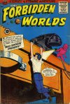 Cover For Forbidden Worlds 91