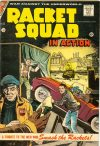 Cover For Racket Squad in Action 27