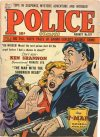 Cover For Police Comics 107
