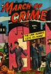Cover For March of Crime 2