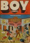 Cover For Boy Comics 21