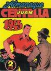 Cover For Juan Centella Almanaque 1945