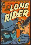 Cover For Lone Rider 17