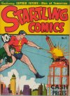 Cover For Startling Comics 3