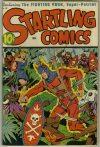 Cover For Startling Comics 37