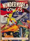 Cover For Wonderworld Comics 11