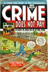 Cover For Crime Does Not Pay 69