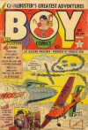 Cover For Boy Comics 104