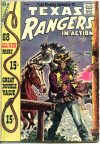 Cover For Texas Rangers in Action 11