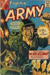 Cover For Fightin' Army 69