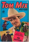 Cover For Tom Mix Western 54