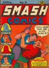 Cover For Smash Comics 9