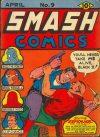 Cover For Smash Comics 9