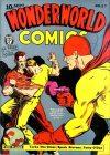Cover For Wonderworld Comics 17