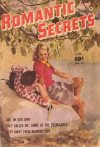 Cover For Romantic Secrets 33