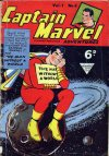 Cover For Captain Marvel Adventures Weekly 2