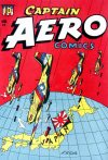 Cover For Captain Aero Comics 24