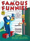 Cover For Famous Funnies 74