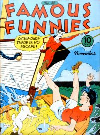 Large Thumbnail For Famous Funnies #88
