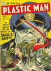 Cover For Plastic Man 34