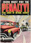 Cover For Crime Must Pay the Penalty 43